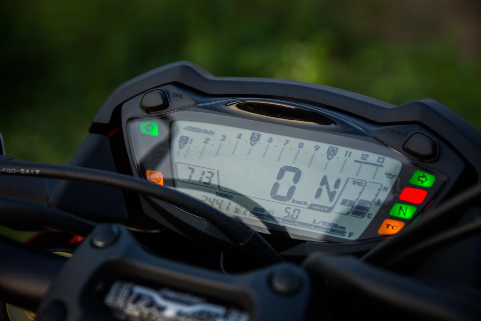 Suzuki GSX-S1000: Supersportler ohne Verkleidung