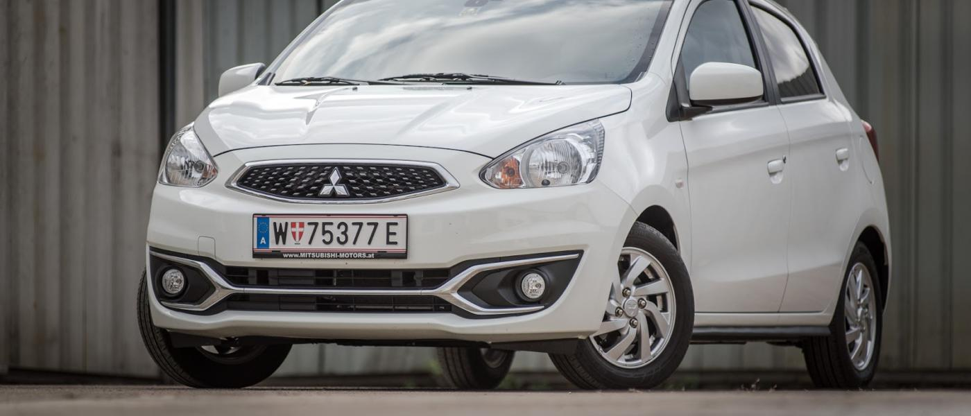 Mitsubishi Space Star Invite 1 2 Mivec As G Fahren Wie Fruher Autofilou