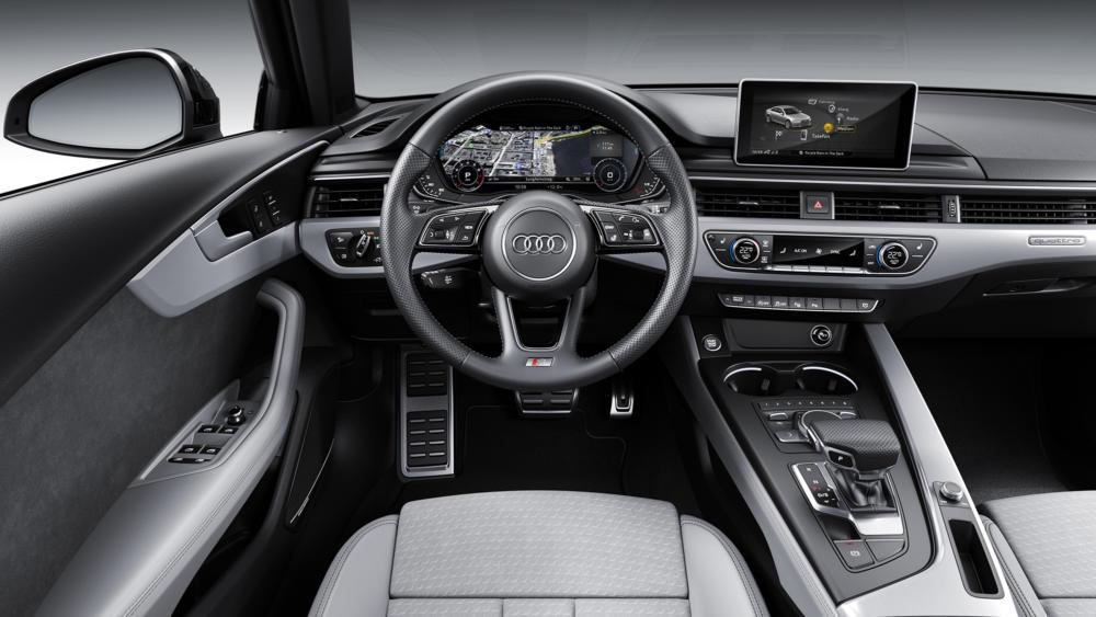 Vergleich 2019 Vs 2020 Audi A4 Autofilou