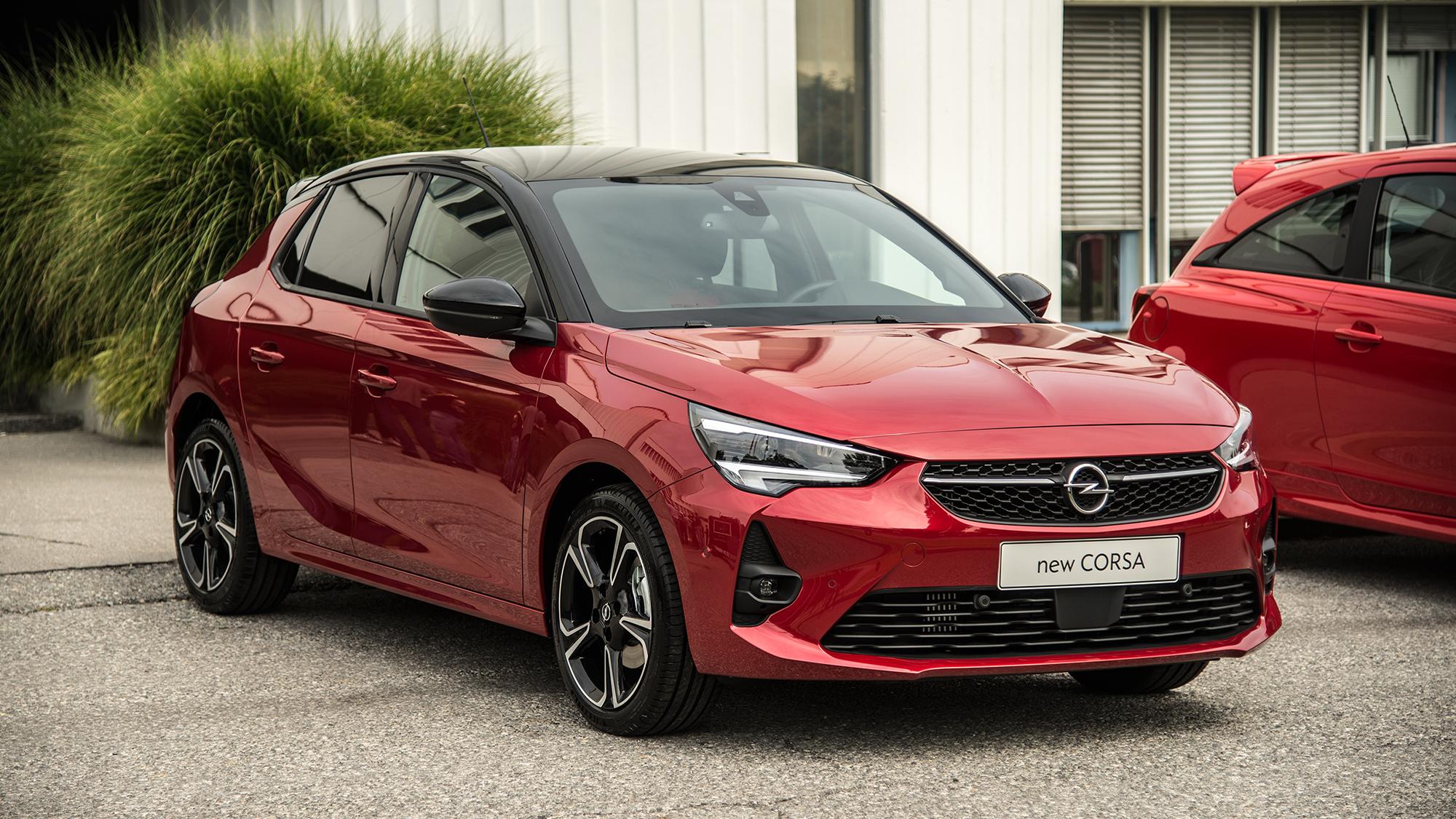 2020 Opel Corsa Redesign