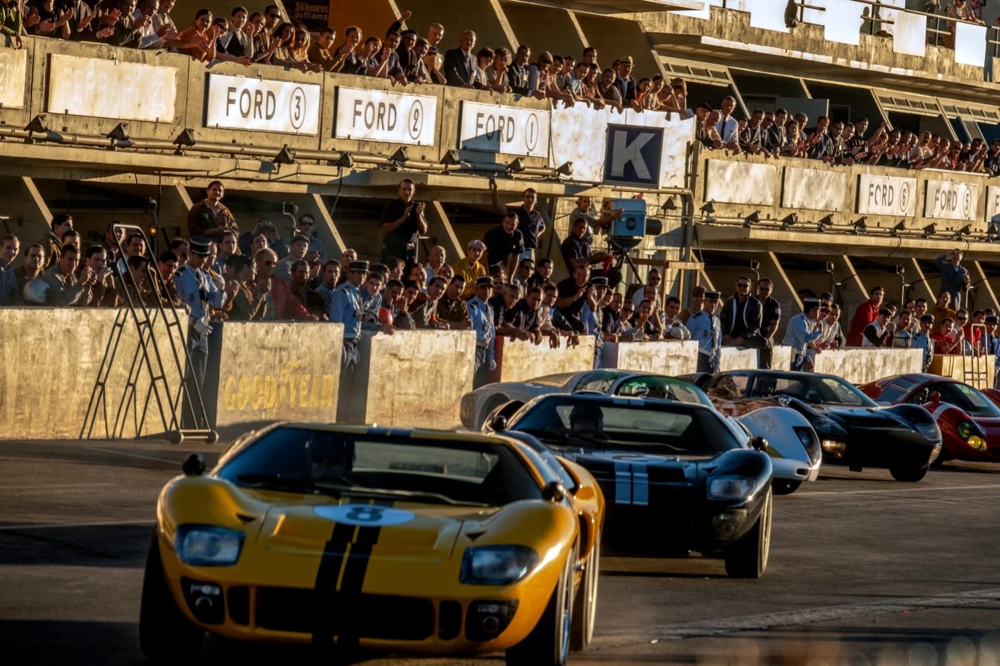 Filmkritik Le Mans 66 Gegen Jede Chance Der Nächste Rush Autofilou